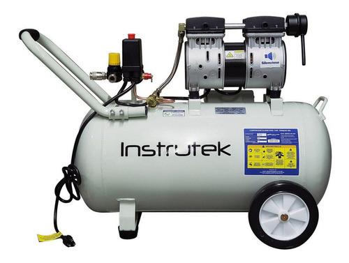 Compresor De Aire Eléctrico Instrutek Wsof75050h 127v 60hz
