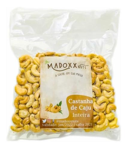 Castanha Caju 1kg Qualidade Premium W1 Whole Inteira *frete*