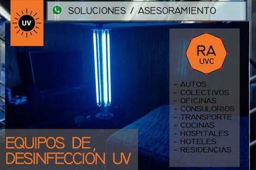 Anticipó Equipo De Desinfección Uv Germicidas