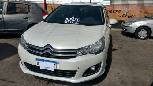 Citroën C4 Lounge 2017 1.6 Hdi Feel Pack Automotores Martin