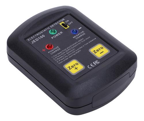 Medidor De Campo Eletrostático Jed100 Voltag Estático Eletro