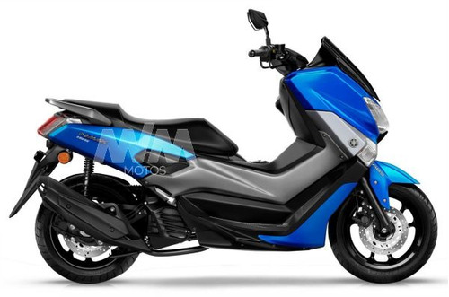 Moto Scooter Yamaha Nm-x 155 Muñoz Marchesi