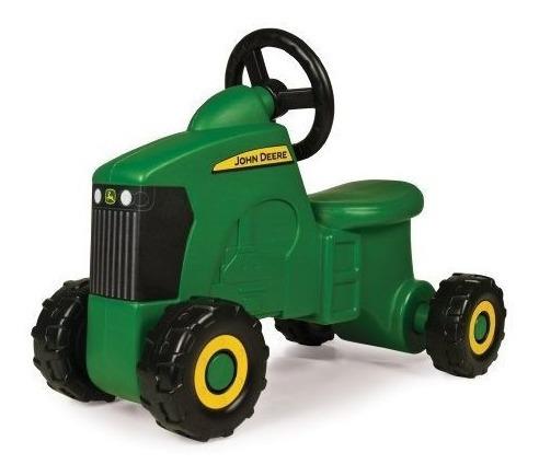 Tractora Sitnscoot Para Niños John Deere Talla Unica Verde