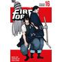 Mangá Fire Force Nº 16 ( Em Português )