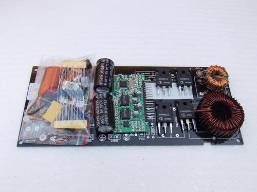 Kit Retificador Onda Senoidal Pura 2kw Com Componentes
