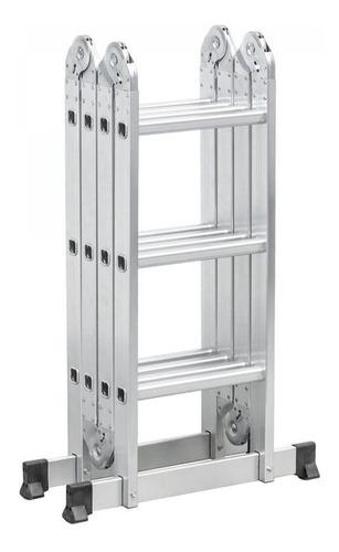Escada De Alumínio Multifuncional Vonder 85.01.000.034