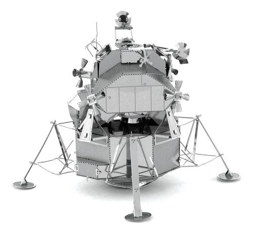 Módulo Lunar Apolo Para Armar Fascinations