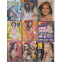 Lote De Revistas Antigas Manchete, Interview E Criativa