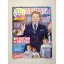 Revista Sbt 4 Silvio Santos Jean Paulo Cirilo Carrossel B250