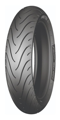 Llanta Delantera Para Moto Michelin Pilot Street Para Uso Sin Cámara 100/80 R17 S 52