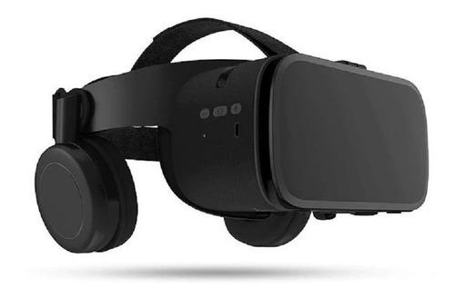 Realidade Imagem 3d Media Streaming Fone Ouvido Som Filme