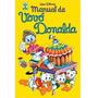Livro Disney Manual Do Automóvel Donalda peninha Mickey