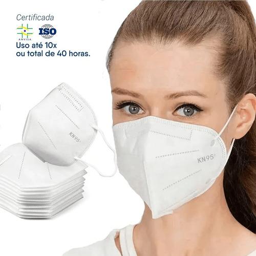 Máscaras Respiratória Proteção Facial 5 Camadas Pff2 Kn95