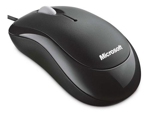 Mouse Microsoft  Optical Basic Negro