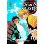 Mangá Demon Slayer Panini Volume 3 Novo Lacrado 192 Páginas