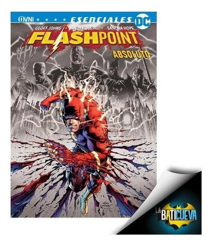 Comic Flashpoint Absoluto En Español Latino Ovnipress