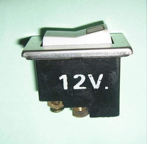 Pulsador Covre 12 Volts
