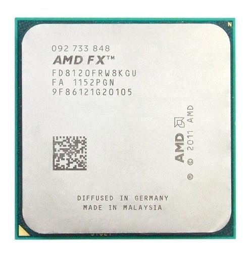 Procesador Amd Fx-8120 - 8 Núcleos, 8 Hilos - 4 Ghz