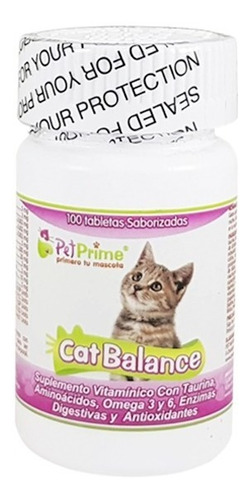 Cat Balance X 100 Tab - Unidad a $750