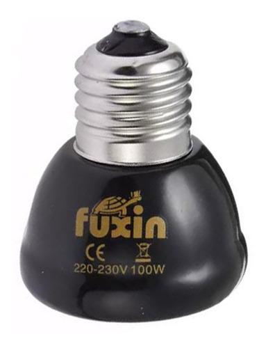 Lâmpada Aquecimento Répteis Chocadeiras 100 W X 220 Volts