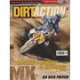 Dirt Action N°97 Suzuki Rm z 250 Milton Chumbinho Becker
