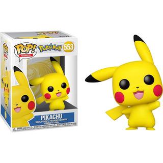 Funko Pop Pokemon Pikachu 100% Original