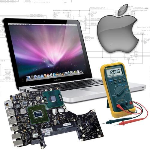 Macbook Air 2009 A 2017 11 13 - Conserto Sua Placa Mae Mac