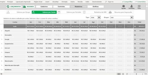 Excel: Planillas A Medida
