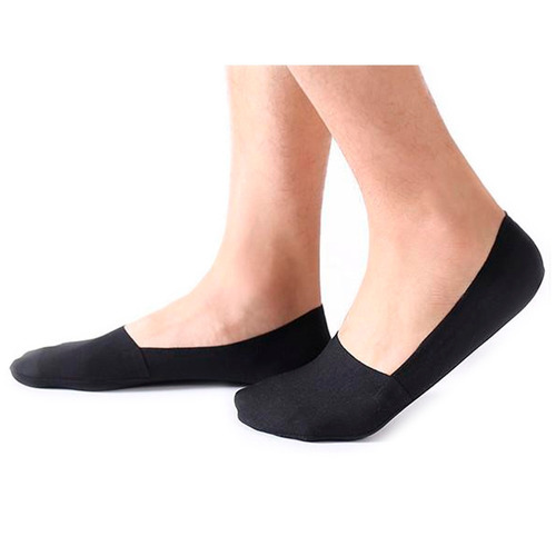 12 Pares Meias Tenis Sapatilha Invisível Feminina C Silicone
