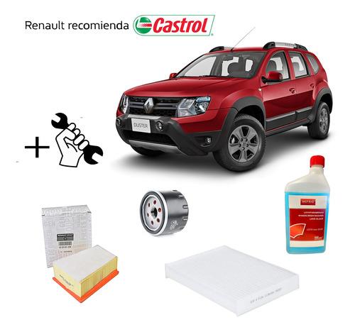 Service Todo Incluido Renault Duster 1.6 K4m 50000 Km