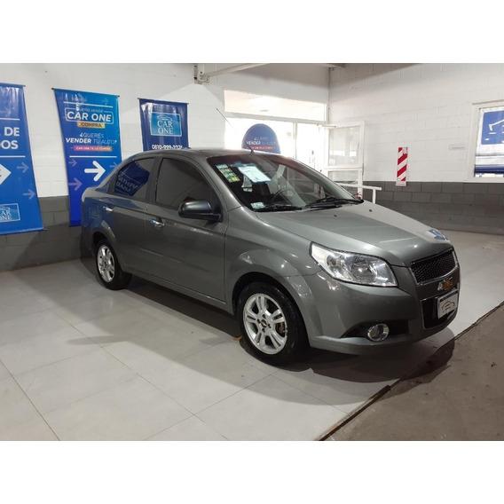 Chevrolet Aveo Lt G3 2012. Gc