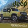 Manual De Serviço Jeep Renegade E.torq Evo 1.8 Mecânica 2000