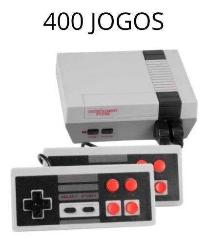 Super Mini Sfc 600 Jogos Clássicos 2 Controles Usb Original
