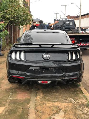 Sucata Ford Mustang Gt 2019 Gasolina 466cv
