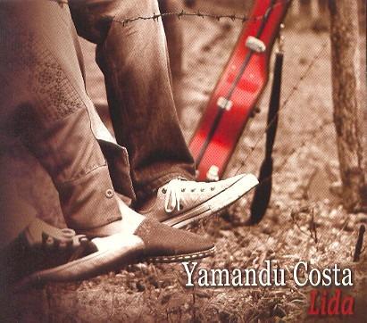 Cd Yamandu Costa - Lida - 2011 Original