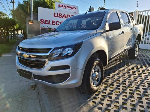 Chevrolet S10 Cd 2.8td 4x2 Ls 2018 Sarthou