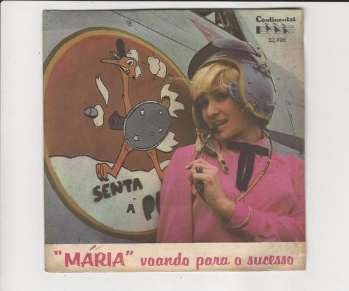 Maria 1967 Tommy Aus Tenessee - Compacto Ep 34 Original