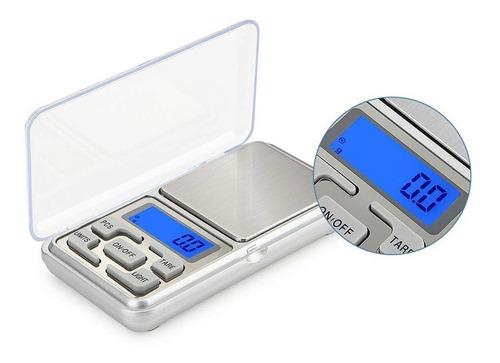 Mini Balança Portátil Digital Precisão 1~500g