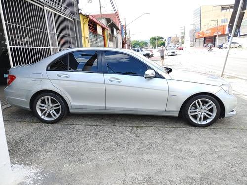 Mercedes-benz Classe C 2012 1.8 Cgi Turbo