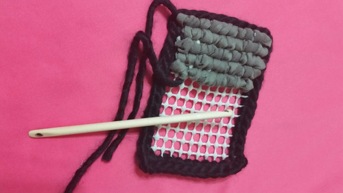 Aguja Crochet Para Knooking /locker Hooking
