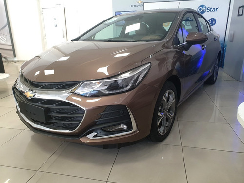 Chevrolet Cruze 5 Ptas Premier At 1.4t Forest Carbalbin#5