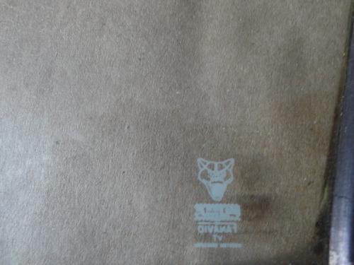 Cajado Com O Vidro Da Porta Do Puma Ate 73