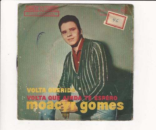 Moacyr Gomes - Volta Querida - Compacto - Ep 92 Original
