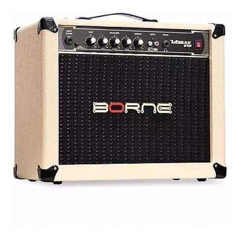 Amplificador Para Guitarra 8 Pol Vorax 840 Borne