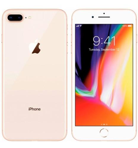 iPhone 8 Plus 64gb Vitrine Apple Tela 5,5 Igual Zero C/ Nf-e