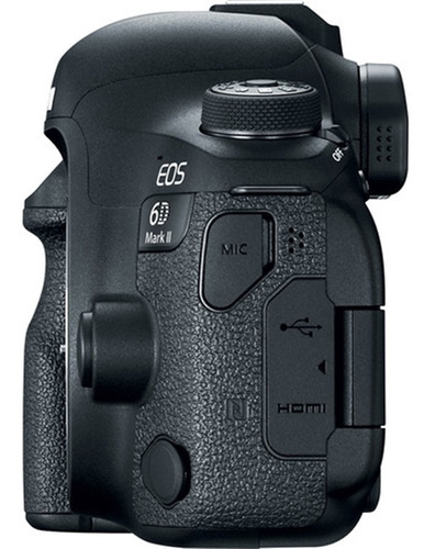 Corpo Canon 6d Mark Ii 26.2mp