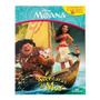 Livro Moana Aventuras Do Mar Com 10 Miniaturas Disney