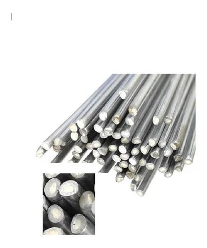 Soldadura Refrigeracion Une Cobre Aluminio Baja ºc 12 Piezas