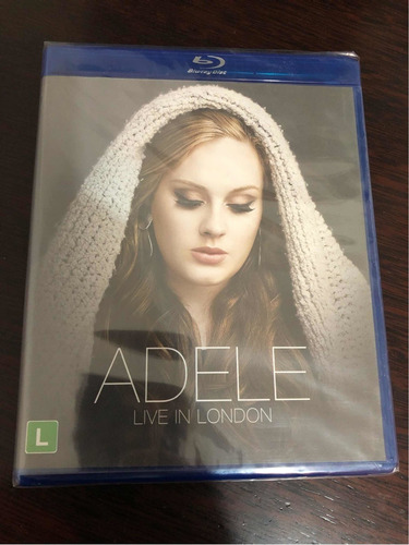 Adele Live In London Blu-ray