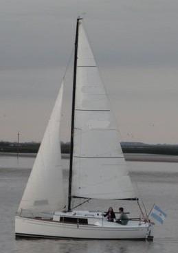 Velero Oceanic 22 En Cuotas Fijas Kit A Construir